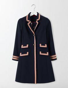 Ella Military Coat