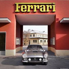 • Welcome in dreamland! Ferrari 250 GT Berlinetta passo corto SWB •  By @ferrari #dream #maranello #modena #italy #love #ferrari #mercedesbenz #lamborghini #bugatti #porsche #carporn #vintage #firstpost #first #elegance #lux #luxury #luxurycar #luxurylife #f4f #fashion #cars #londoncars #blacklist #newyork #autoporn #automotive #instacar #follow #carvintage