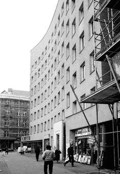 Wohnhaus schlesisches Tor Berlin 1984 Álvaro Siza