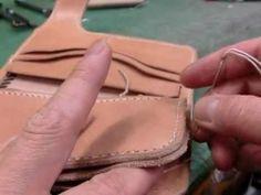 THE・MEXICO レザークラフトに欠かせない手縫いの仕方