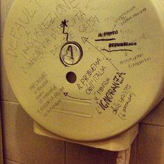 La saggezza rinchiusa nei WC