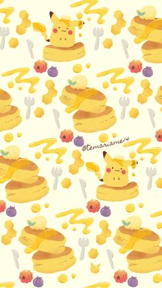 Cute Pokemon Wallpaper, Cute Wallpaper For Phone, Kawaii Wallpaper, Cute Cartoon Wallpapers, Pokemon Backgrounds, Chibi Kawaii, Pikachu, Cute Lockscreens, Mega Pokemon