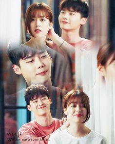W- Two worlds Korean Drama W Korean Drama, Korean Drama Quotes, Korean Drama Movies, Korean Actors, Lee Jong Suk Cute, Lee Jung Suk, W Kdrama, Kdrama Actors, Han Hyo Joo