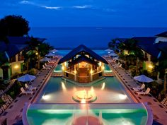 Aquatico Beach Resort in Laiya, Batangas - the best accommodation in the area. i love this part of the resort.