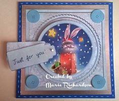 Bebunni christmas card