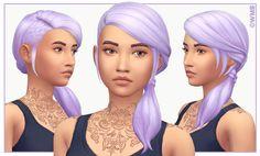 CONTENTS  New custom mesh  Available for teen-elder female sims  18 original EA colours  35 Sandwich Unnatural colours  20 Sandwic...