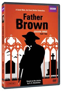 """Father Brown"" Father Brown: Season 3, Part 2 at BBC Shop - Welcome back to the sleepy 1950s Cotswold village of Kembleford, where Father Brown uses his personal blend of intuition, psychology, compassion and justice to solve another series of gripping crimes based on the short stories of G. K. Chesteron."