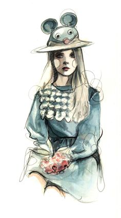 PAPERFASHION | where fashion meets paper | Page 47