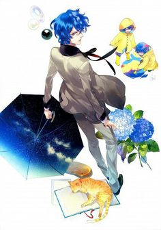 Starry ☆ Sky (Iku Mizushima)