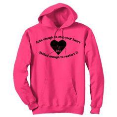 Black or Pink by JGDApparel Medical Humor, Nurse Humor, Cool Hoodies, Cool Shirts, Rn Nurse, Nurse Stuff, Nursing Notes, Nurse Quotes, Hooded Sweatshirts