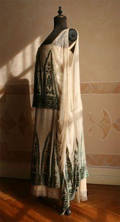 Evening dress 1920s