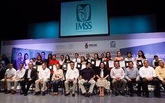 Supera 5 millones afiliación de estudiantes al IMSS