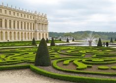 The Palace of Versailles by fourinhand