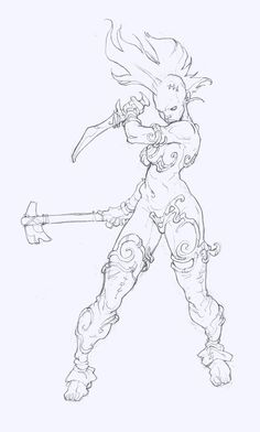 Concepts non validés / Not validated Character Drawing, Character Concept, Concept Art, Drawing Sketches, Art Drawings, Art Diy, Poses References, Character Design References, Monster
