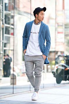 無骨でカッコいいBITTER STORE(ビターストア)の春のコーディネート! | メンズファッション通販ランキング 口コミで人気のモテ服コーデ