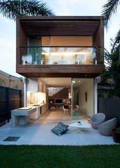 North Bondi House by MCK Architects