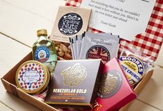 Letter Box Hamper celebrated first year!