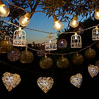 View Garden Party & String Lighting details