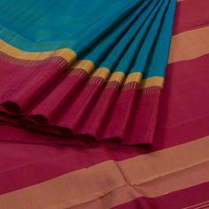 Ghanshyam Sarode Handwoven Uppada Kuttu Silk Saree 10007994 - AVISHYA