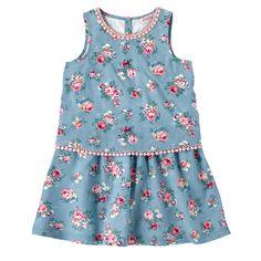 Briar Rose Kids Layered Dress | Girls | CathKidston
