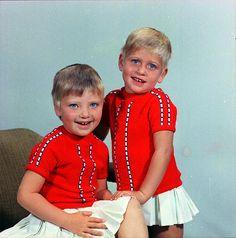 kinderen Van Loon - augustus 1970   Flickr - Photo Sharing!