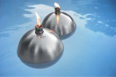 Bola Floating Torch, Globe