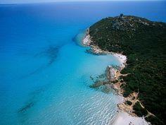 Porto Giunco Area Marina Protetta Capo Carbonara | La Natura | L'Ambiente Naturale #Villasimius #Sardinia