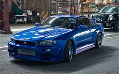 And skyline gtr furious nissan fast