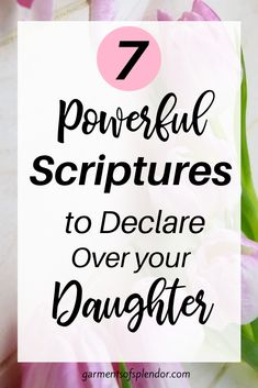 Prayers For My Daughter, Prayers For Children, Daughter Quotes, Devotional Quotes, Bible Quotes, Bible Verses, Walking Quotes, Powerful Scriptures, Prayer For Family