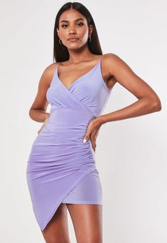 Need a new dress for this weekend or whenever? Click this way to shop our new collection of party dresses in short, midi and maxi styles. Hoco Dresses, Homecoming Dresses, Cute Dresses, Casual Dresses, Stylish Summer Outfits, Lilac Dress, Different Dresses, Going Out Dresses, Party Dress