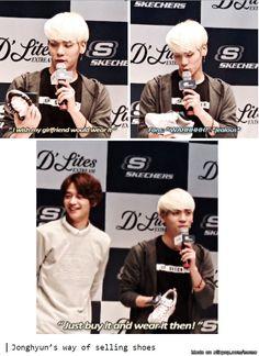 Minho with Jonghyun I adore my SHINee boys:) From allkpop