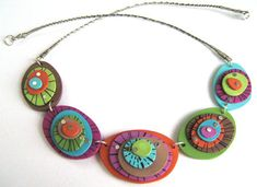 Studded Plates by Celine Charuau
