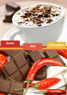 Aztec Hot Chocolate   Food Your Body Will Thank You For