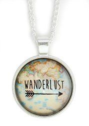 Travel Themed Jewelry to Inspire Your Wanderlust! | The Travel Accessory Store - Part 3