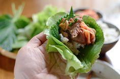 Korean pork