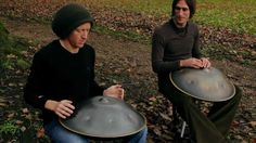 Hang Massive - Once Again - 2011 ( hang drum duo ) ( HD )