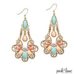 Kristen Earrings #parklanejewelry #summerfashion