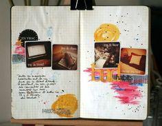 Caro / Art journal # 8