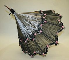 Parasol -- Early 20th Century -- Likely French -- Metropolitan Museum of Art Costume Institute