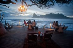 Tintswalo Atlantic: a dream on the Cape coast - South Africa http://www.mmimob.lda.pt
