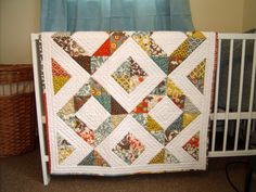 Baby 1st quilt! 2 | by FreckledBeauties