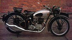 1939 BSA B23 350cc