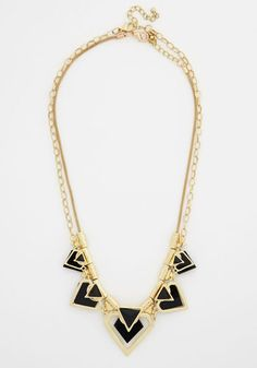 Layered Luxe Necklace Set, @ModCloth