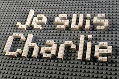 Je suis Charlie | CuBrick Lego