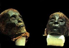 The Nephilim Chronicles: Fallen Angels in the Ohio Valley: Ancient Blonde Haired Mummies Discovered in Tennessee