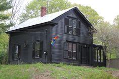 Black House: Brimfield Ma
