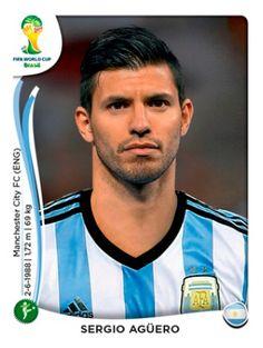 Argentina - Sergio Agüero