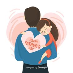 Discover thousands of copyright-free vectors. Graphic resources for personal and commercial use. Thousands of new files uploaded daily. Happy Fathers Day Cake, Happy Fathers Day Greetings, Happy Fathers Day Images, Fathers Day Wishes, Happy Father Day Quotes, Fathers Day Photo, Fathers Day Crafts, Father And Girl, Father Daughter Photos