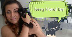 Para hoy martes te traigo.... Furry Friend Tag!!! Descubre quien es mi mejor amigo peludo!! Si te gusto, dale me gusta, comenta, compártelo!!! No te olvides de suscribirte al canal para disfrutar de mas videos! Puedes mirar el video aqui: http://youtu.be/4g6IvdR5uxc  #youtube #furryfriendtag #blackcat #kitten #cleopatra #fun #tag #cat #teacherclau