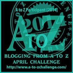 April 2014 A to Z Challenge - An Introduction http://mauldinfamily1.wordpress.com/2014/03/31/april-2014-a-to-z-challenge-an-introduction/